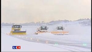 Vague de froid et de neige sur l'Europe