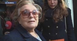Bernadette Chirac à Paris le 17 novembre 2013