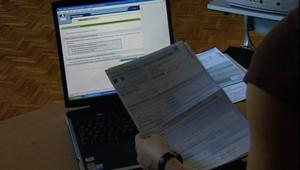 Déclaration de revenus de 2007