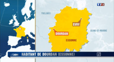 Le 20 heures du 18 mai 2013 : Dourdan: un dquilibrlesse plusieurs personnes au couteau - 633.243