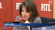 """Le Pen suspendu : """"Qu'il purge cette amertume sentimentale"""", son épouse l'appelle à la raison"""
