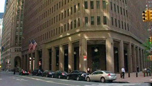 Le siège de Goldman Sachs Group