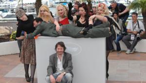 Mathieu Amalric Mimi Le Meaux, Kitten on the Keys, Dirty Martini, Julie Atlas Muz Roky Roulette Festival de Cannes 2010
