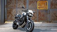 Photo BMW F800R : Agile dans les courbes