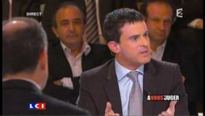 """Copé et Valls: pourquoi pas des """"ajustements"""" pour les 35h"""