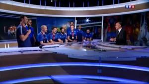 """Handball : le capitaine Fernandez veut """"profiter de sa passion le plus possible"""""""
