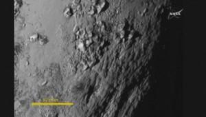 La nouvelle photographie de Pluton, envoyée par New Horizons.