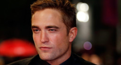 Robert Pattinson à Cannes le 19 mai 2014 lors de la montée des marches Maps to the Stars