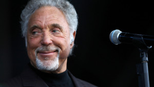 Tom Jones, le 11 août 2011