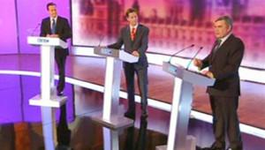 3e débat télévisé Brown-Cameron-Clegg (29 avril 2010)
