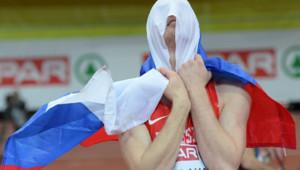 Athlétisme : athlète russe