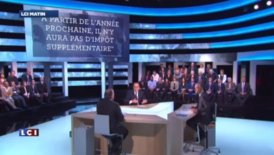 Hollande sur TF1 : que faut-il retenir de l'intervention ?