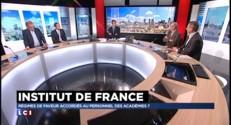 """La Cour des comptes pointe des """"irrégularités"""" dans la gestion de l'Institut de France"""