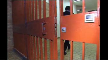 prison cellule barreaux