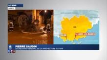 Var : un décès, trois disparus, des enfants bloqués dans une école
