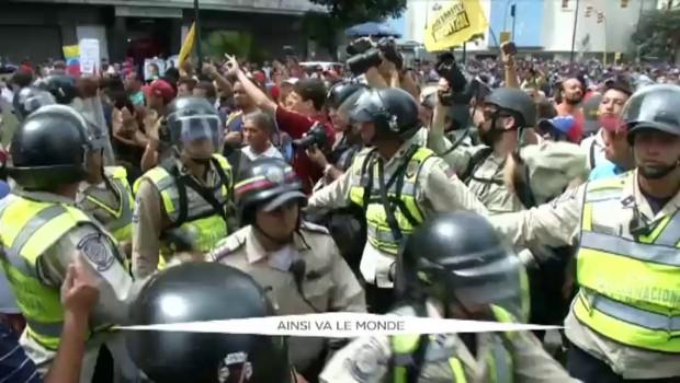 Crise politique au Venezuela : un pays au bord de l'explosion