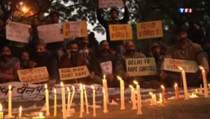 Inde : explosion de colère après la mort d'une jeune femme violée