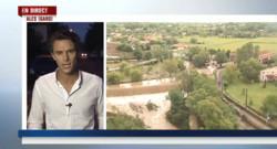 """Le 20 heures du 20 septembre 2014 : Intemp�es �l�: """"156 millim�es d'eau se sont abattus sur la ville en seulement 12h"""" - 457.79999999999995"""