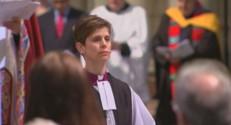 Libby Lane, première femme évêque de l'Eglise d'Angleterre.