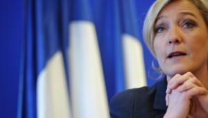 Marine Le Pen en mars 2011