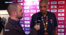 """Nicolas Batum : """"On ne s'en lasse jamais d'avoir une médaille autour du cou"""""""