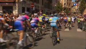Tour de France : ambiance morose sans Rémy Di Gregorio
