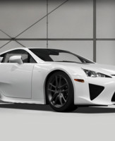 Lexus LFA 2010 Forza 4