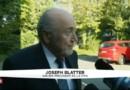 """Fifa : """"Je n'aimerais pas perdre"""", Blatter joue son dernier match devant le TAS"""