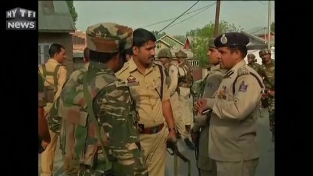 Inde : 8 soldats paramilitaires tués lors de l'attaque de leur bus par un groupe armé pakistanais
