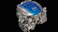 Mazda : de nouveaux moteurs essence et diesel plus efficients