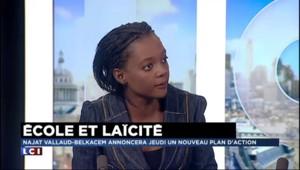 "Rama Yade : ""La France n'a pas a reprendre les jihadistes dans ses prisons"""