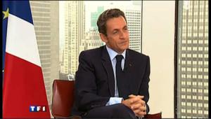 """Sarkozy : """"J'ai passé l'âge d'être sous influence"""""""