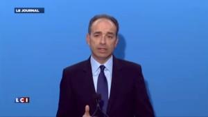 """Copé : """"La France est conduite dans une mauvaise route"""""""