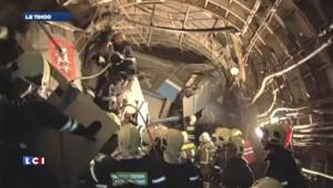 Déraillement à Moscou : deux salariés du métro interpellés
