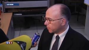 """Intempéries : """"L'ensemble de nos moyens reste sur zone, en alerte"""", affirme Cazeneuve"""