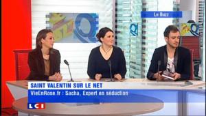 Le Buzz (2/2) - Saint Valentin sur le Net