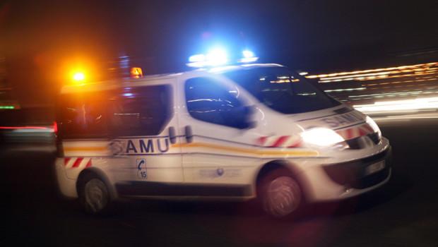 Samu illustration secours ambulance urgence