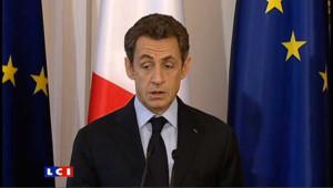 Sarkozy à Varsovie