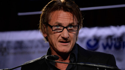 L'acteur américain Sean Penn en mai 2014 à New York