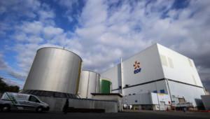 La centrale nucléaire de Fessenheim, en Alsace
