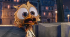"""Le 20 heures du 31 janvier 2015 : """"Gus, petit oiseau, grand voyage"""" : un film d%u2019animation 10%% français. - 1945.025"""