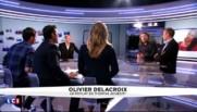 Olivier Delacroix n'ira jamais chez Hanouna. Il explique pourquoi !
