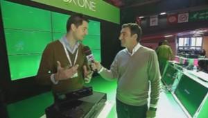 Paris Games Week xbox présentation