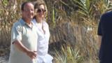 """Le couple présidentiel en maillot de bain, """"pas anodin"""" selon Trierweiler"""