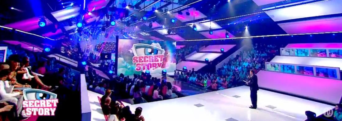 Regardez l'émission en direct et jouez au Secret Live