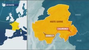Chamonix en Haute-Savoie.