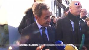 En panne dans les sondages, Nicolas Sarkozy part à la (re)conquête des Français