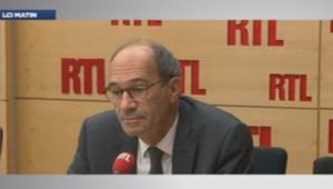 Eric Woerth, sur RTL, le 17/10/14