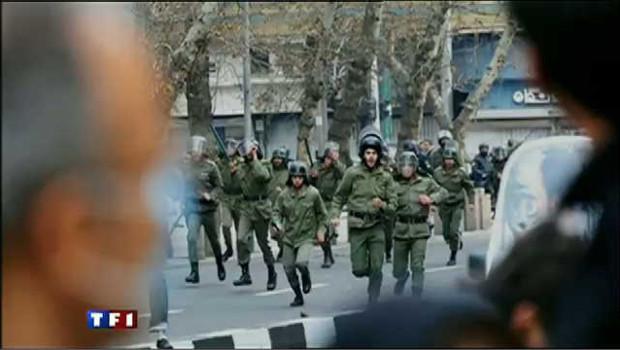 Iran : répression des manifestations contre la réélection de Mahmoud Ahmadinejad (décembre 2009)