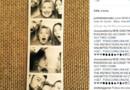 Justin Timberlake prend la pose dans un photomaton avec sa femme Jessica Biel et Hillary Clinton.